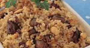 طريقة عمل ارز بالخلطة