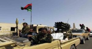 اندلاع اشتباكات قرب ميناء السدرة في ليبيا