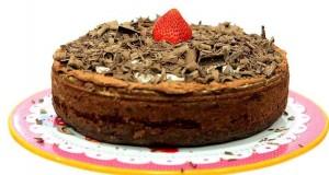 طريقة عمل كيكة الشوكولاتة الهشة
