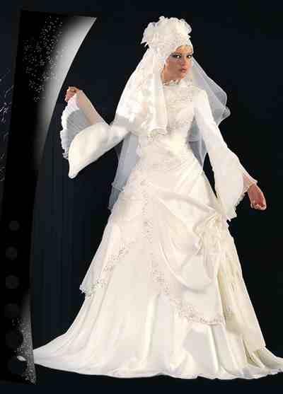 فساتين-زفاف-محجبات-2015-ثقف-نفسك-4
