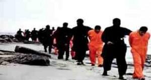 اخبار مصر رئاسة أركان الجيش الليبي تدين مقتل 21 مصريا على يد تنظيم داعش الإرهابي