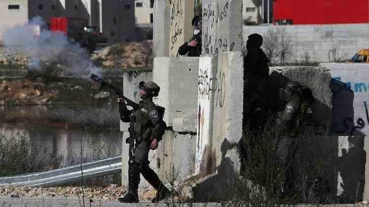 مقتل فلسطيني برصاص الجيش الاسرائيلي بالضفة الغربية