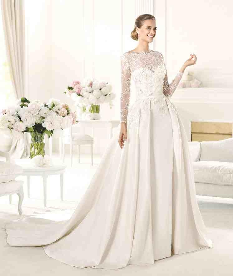 فساتين زفاف 2015 ايلي صعب