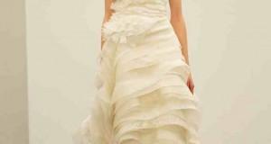 فساتين زفاف 2015 انستقرام